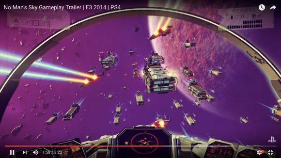 【PS4専用ゲーム】『No Man's Sky』が8月25日に発売決定!「約1800京個」の惑星を旅する超大スケールSFアドベンチャーはトレーラー動画もヤバい!!