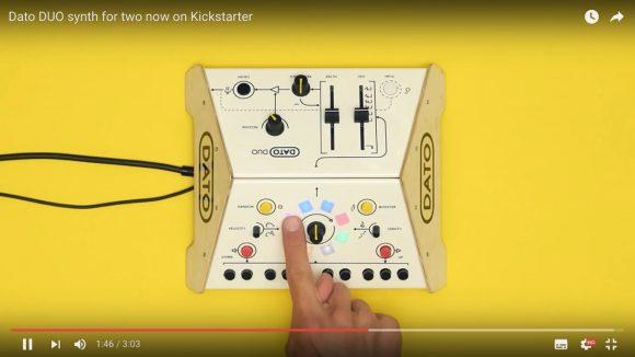 【動画あり】なにこれスッゲぇ面白そう! 3歳から99歳まで遊べる「超簡単シンセサイザー」が登場!!