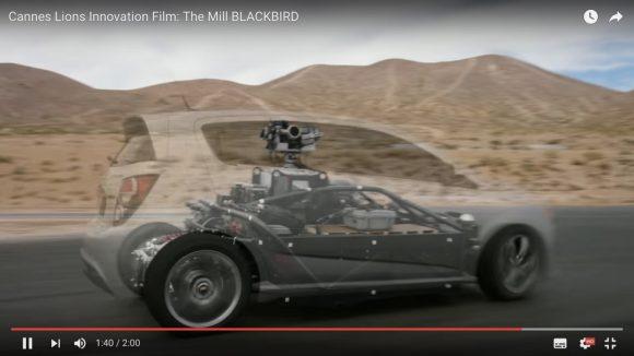 【動画あり】ベンツにもフェラーリにもなれる! 世界初「CGで自在に変身する車」がマジでスゲぇ!!