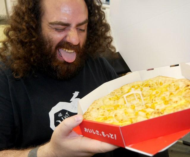 ピザ好きなアメリカ人が選ぶ「日本のピザ」のおかしなトッピングベスト3!! どれも定番でビビった