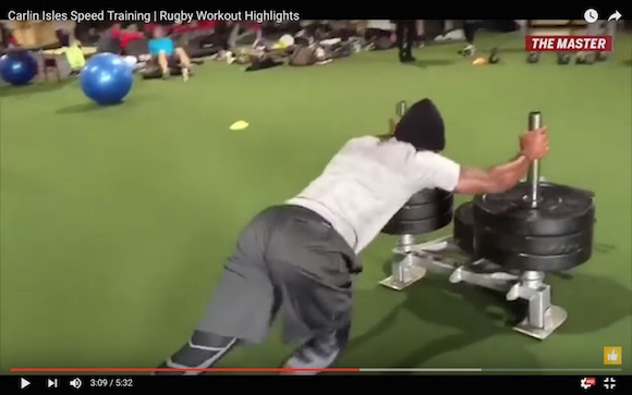 【動画あり】陸上からラグビーに転向した「世界最速ラガーマン」の練習が地獄すぎ! 成功の理由はたゆまぬ努力にあった!!