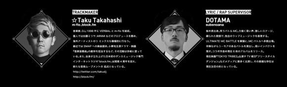 ☆Taku Takahashiさん&DOTAMAさん画像