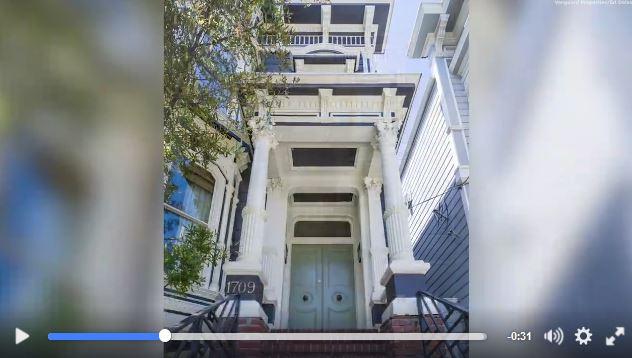 海外ドラマ『フルハウス』のあの家が売りに出されることに! 不動産が高騰するサンフランシスコだけに相当なお値段だぞ!!