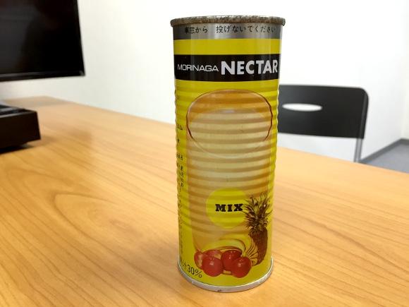 【検証】21年前に賞味期限切れした「ネクター」を飲んでみた