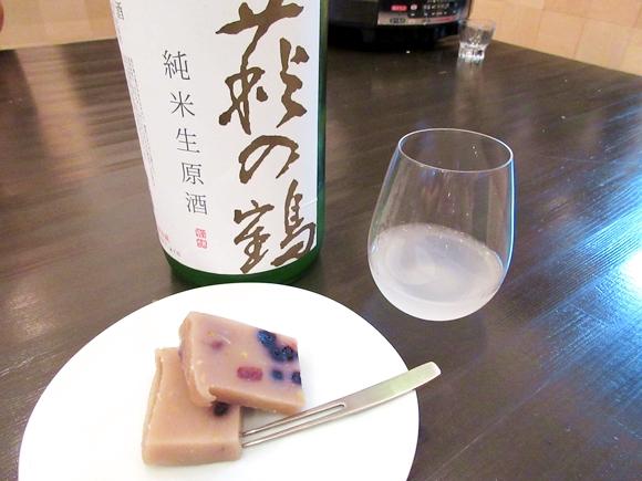 和菓子と日本酒のマリアージュという至福! 東京・千駄木「和菓子薫風」は甘党の酒好きにとって天国以外の何物でもなかった!!