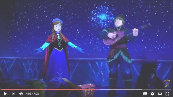 【動画あり】米ディズニーワールドに『アナ雪』のアトラクションが登場! でも評判はあまり良くないらしい……