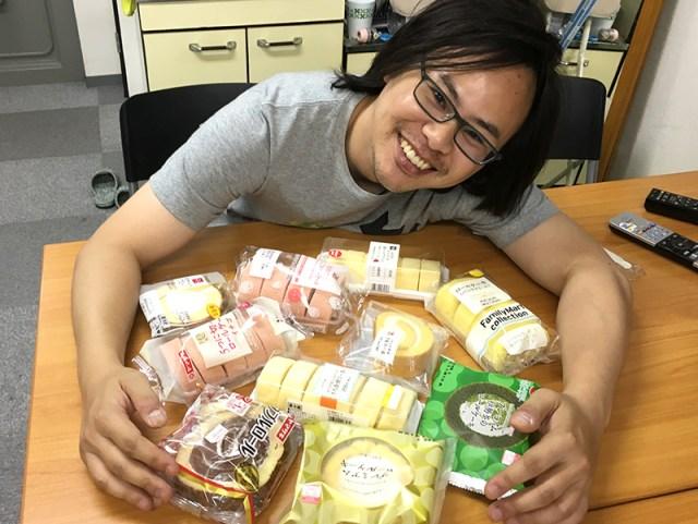 【ロールケーキの日】コンビニで買えるロールケーキ10種類を食べ比べてみた / 濃厚派とさっぱり派が激突!