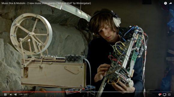 【動画】このサウンドを聴け! バンドマンが自作した「オルゴールとシンセの美しい音色」に感動すること間違い無し!!