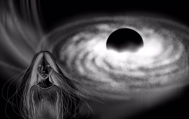 """【オカルト記念日】「ブラックホールを自在に操る女」が怖すぎる! 自己破産を招きかねない """"現代の怪物"""" か!?"""