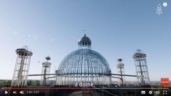 【マジすごい】90歳の僧侶が53年間もコツコツと手作業で大聖堂を築造! その素晴らしさはサグラダ・ファミリアに匹敵するぞ!!