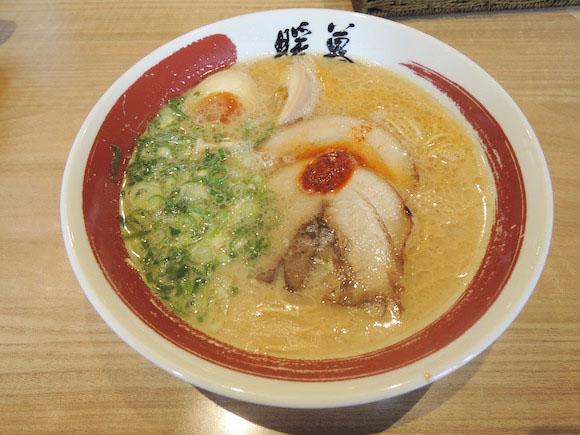 とんこつラーメン界の前田敦子! 九州ラーメン総選挙で1位を獲得した『暖暮』に行ってみた