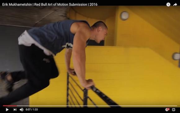 【衝撃動画】まるで忍者! プロスタントマンのフリーランニングが人間の能力を完全超越!!