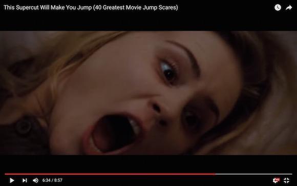 【閲覧注意】思わずビクッ! 恐怖映画のヤバいシーンを厳選した動画がトラウマ不可避