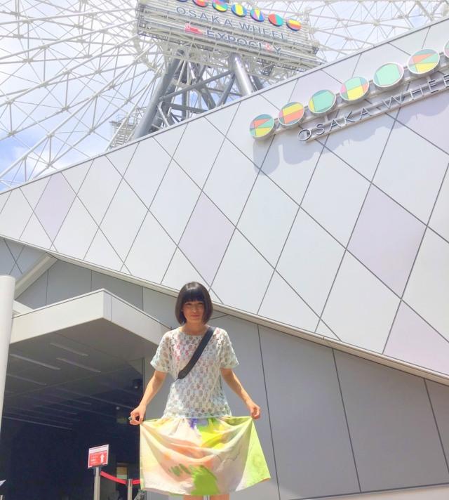 【ガチ検証】日本一高い「360度シースルー観覧車」はパンツが見えるのか? 実際に乗って確かめてみた / 大阪エキスポシティ