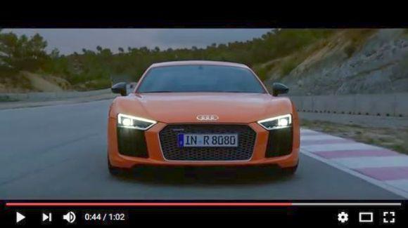 高級車アウディのCMが「スピード=興奮」を連想させるとしてイギリスで放送中止に / 視聴者から「スピードの出し過ぎを助長している」と声が挙がったため