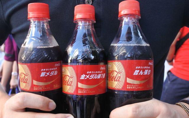 【俺の金メダル】超絶レアの「コカ・コーラ」をゲットォォオオ!!! オリンピックの感動シーンがよみがえるとか最高かよ!