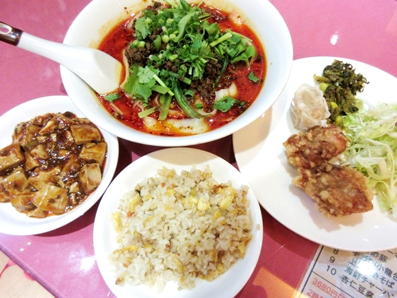 【意味不明】ランチを頼むと炒飯や麻婆豆腐が食べ放題になる中華屋が存在した! もはや頼んだランチがいらない件 / 東京・神田「川味坊」