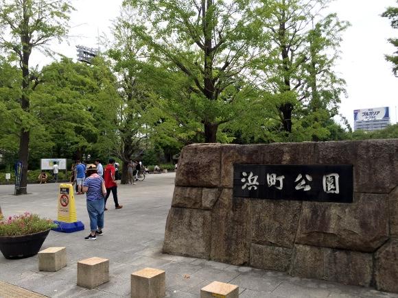 【ポケモンGO攻略】都内の隠れ優良スポット「浜町公園」が最高な5つの理由