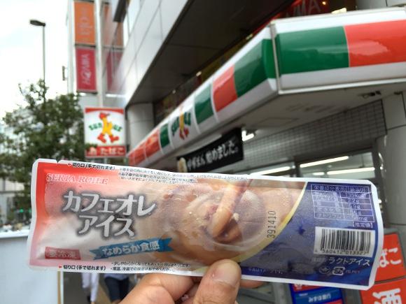 【知らなかった速報】サークルKサンクス限定で「ムース・カフェオレ味」が売ってるゾーー! 杏仁に次ぐ史上2番目のウマさ!!