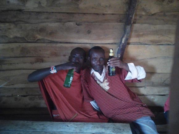 【マサイ通信】第30回:マサイ族がスマホで撮影したマサイ族の超日常写真集その4