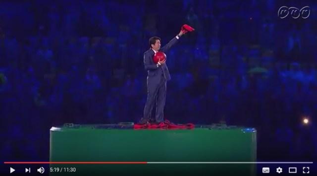 【安倍マリオ】もう一度見たい! NHKが「リオオリンピック閉会式」をフルバージョンで公開