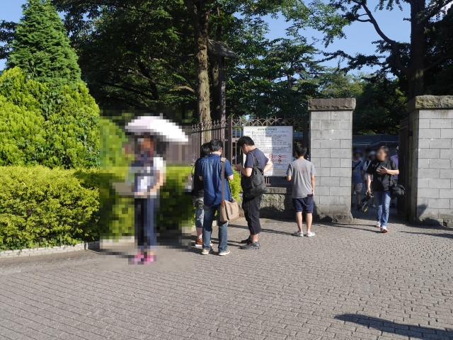 【ドン引き】変態すぎるポケモンGOのトレーナーが新宿御苑で発見される → タダの変態ではなかった