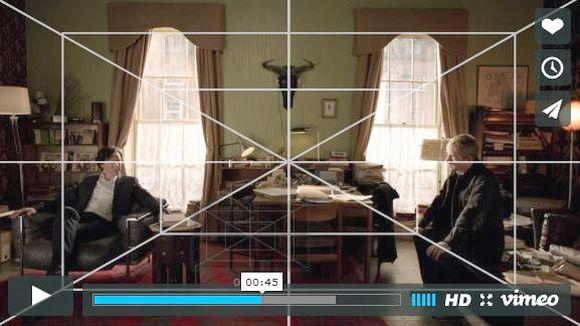 対称美へのこだわりがハンパない! 海外ドラマ『シャーロック』には印象的なシンメトリー場面がテンコ盛りだよって動画が話題