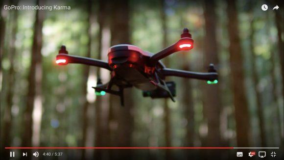 【動画】ついに「GoPro」がドローンを発売! 子供でも操作可能 & 持ち運び楽チンでマジ欲しくなる!!