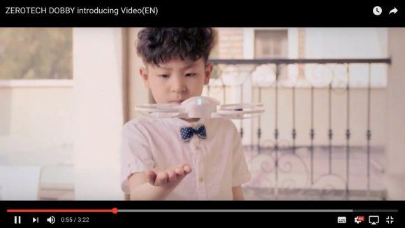 【動画】マジで使える「自撮り専用ドローン」がついに日本上陸! 簡単操作&ポケットサイズ&4Kカメラ搭載だぞ!!