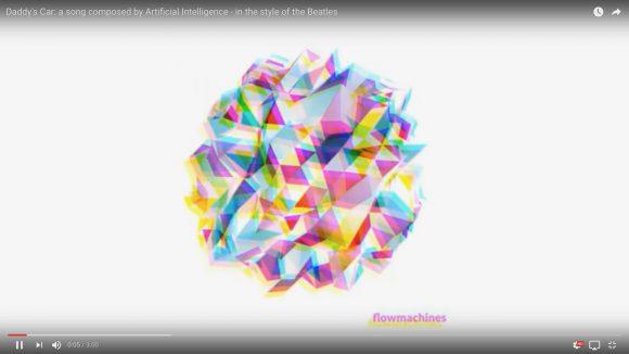 【マジかよ動画】『人工知能が作ったポップソング』が発表されて話題!ハーモニーが美しい「ビートルズ風」の楽曲も