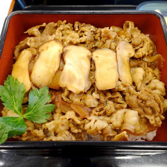 【実食】吉野家の「松茸牛丼」が50年ぶりに復活! 松茸5枚入りで700円は文句なしに高コスパ!!