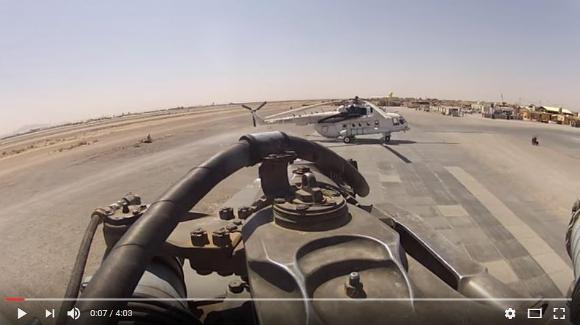 【閲覧注意】見ているだけで目が回る! ヘリコプターの回転翼から撮影された動画が超高速すぎてヤバい!!