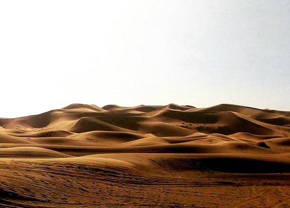 サハラ砂漠でポケモンGOをやってみた / そこにあった「愛・勇気・希望」