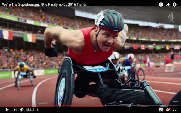 人間に限界なんてない! パラリンピックのトレーラーが鳥肌必至のカッコよさ!!