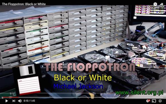 ガラクタ同然なPC周辺機器の音だけでマイケル・ジャクソンの名曲『Black or White』を再現! 才能の無駄遣いで作った動画がスゴい