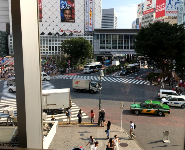 【クイズ】金髪のオッサンを探せ! JR渋谷駅前編vol.1 / 真面目に考えると腹立つよ
