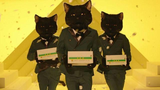 【謎の中毒性】名曲「ネコふんじゃった」がイケイケに! クロネコヤマトによるリメイク動画がカッコイイと話題