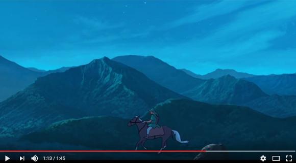 """【動画】『ゼルダの伝説』を """"ジブリ風"""" に再現したら違和感ゼロ! 感動的な美しさ!!"""