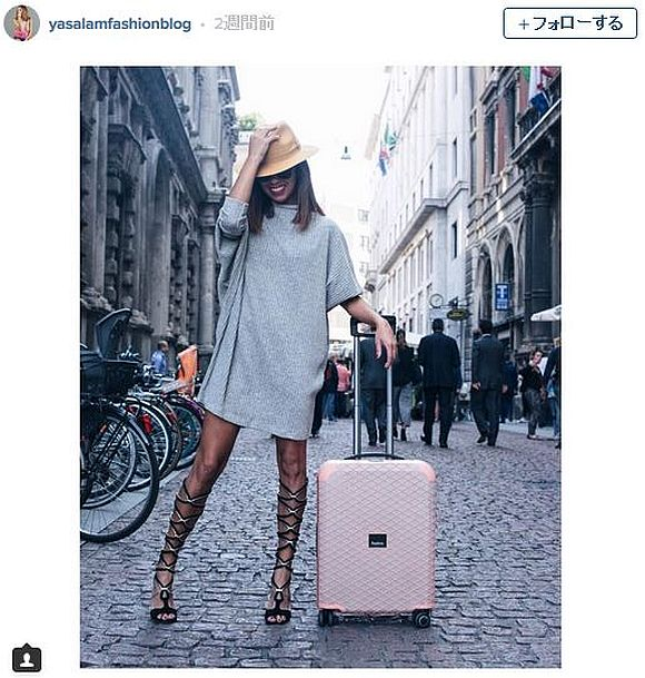 【インスタで大儲け】Instagramのファッションブロガーが1回の投稿で稼ぐ金額がハンパない! その額なんと最高で200万円!!