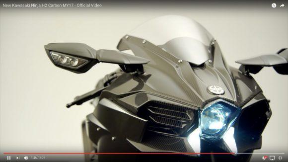 【動画あり】世界が注目! 地上爆速バイク「Kawasaki Ninja H2」に超カッコイイ120台限定の特別仕様車が登場!! 価格は約335万円