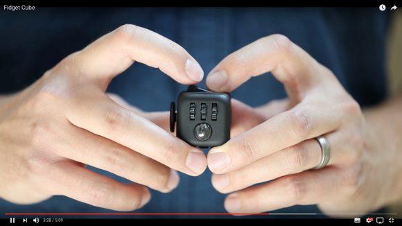 【動画】海外で大注目! ストレス解消&集中力アップ「キューブ型のおもちゃ」が6億円以上の資金調達に成功!!