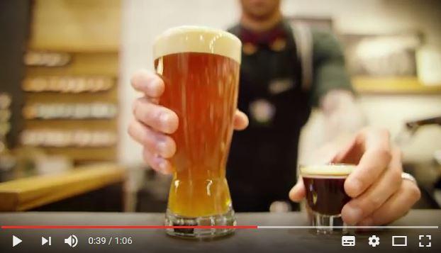 米スタバが「エスプレッソを注入したビール」を発売開始! 夕方メニューとして登場するぞ!!