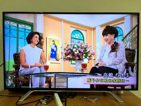 『徹子の部屋』に出演した高嶋ちさ子が「ゲーム機バキバキ事件」の真相を告白