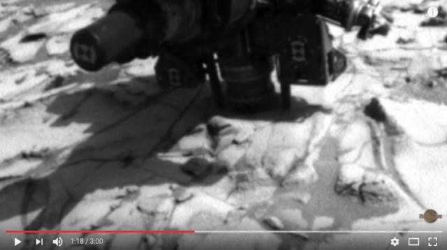 【悲報】火星でゴキブリっぽい昆虫が発見されたらしい / うごめく物体の様子を収めたNASAの動画が話題