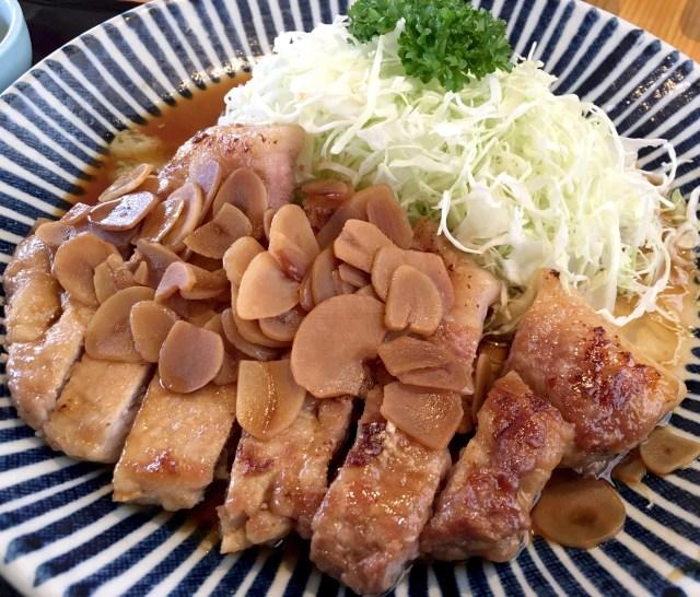 豚肉好きは必食! 群馬県前橋市「とんとん広場」のポークステーキは豚肉のイメージを完全に覆す美味しさ