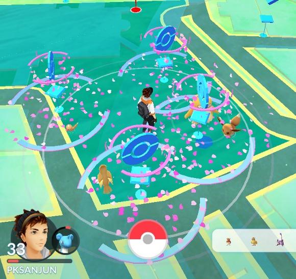 【ポケモンGO攻略】池袋西口公園は「ポッポ狩り」の優良スポット! 上級者には結構オススメ