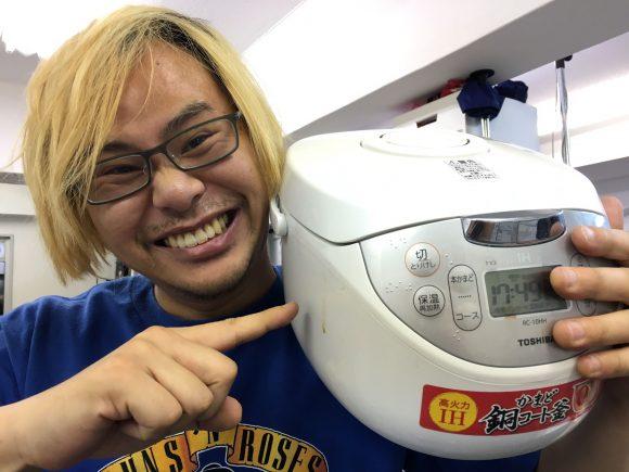 【最強レシピ】炊飯器に入れるだけ! 超簡単に作れる「ドライリゾット」が激ウマ!!