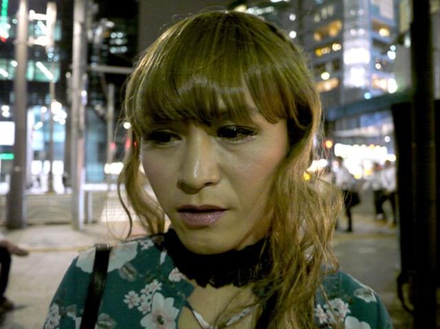 【衝撃】日本一のナンパスポット「銀座コリドー街」を女装したオッサンが歩いたらこうなった