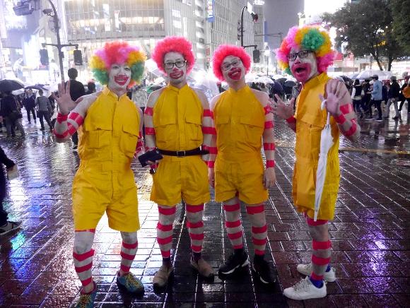 【ハロウィン速報】聖地・渋谷へ一番乗り! ヤバイくらい大盛り上がり……のハズがコスプレしてる人全ッ然いねぇぇぇぇえええ!!