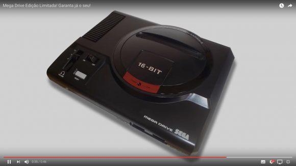 【動画あり】セガ公認「新型メガドライブ」が予約受付開始! 伝説のゲーム22本&SDカードスロットも内蔵!!